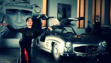 Flamenco en Museo Automóvil