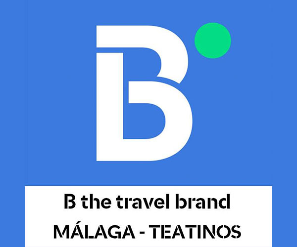 B the travel brand Málaga - Teatinos